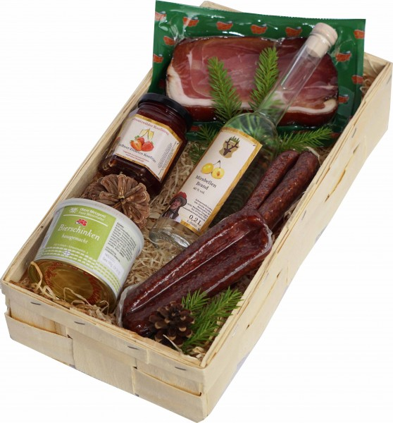 "Black Forest delight basket ""Alexanderschanze"""