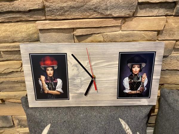 "Schwarzwald Clock ""Barbara"""