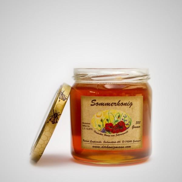 Summer honey 500gr