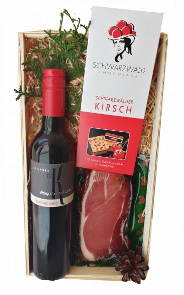 Weinfreunde Geschenkkorb