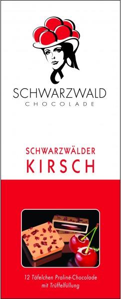 Schwarzwälder Kirsch Schokolade