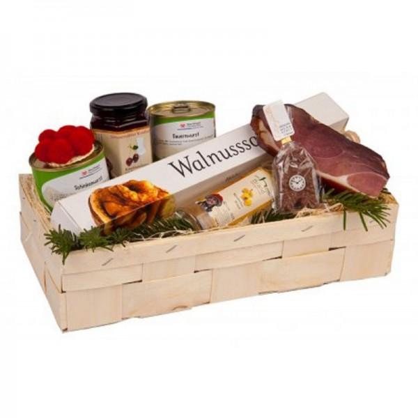 """Geschenkkorb """"Schlemmereien aus dem Schwarzwald """""""