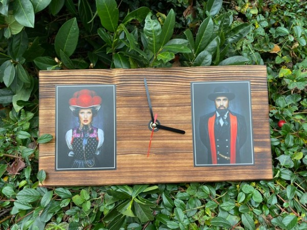 "Schwarzwald Clock ""Timo"""