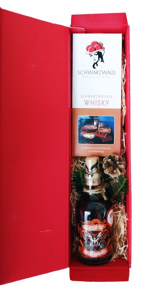 Schwarzwälder Whisky-Set