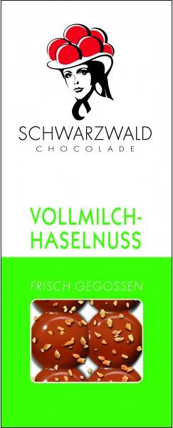 Vollmilch-Haselnuss-Schokolade