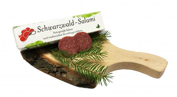 Schwarzwald-Salami Geschenkkarton, 210 g