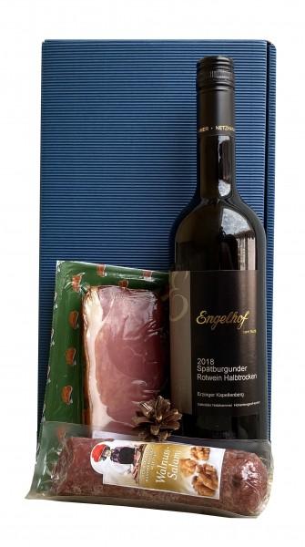 Schwarzwälder Wein-Geschenkbox