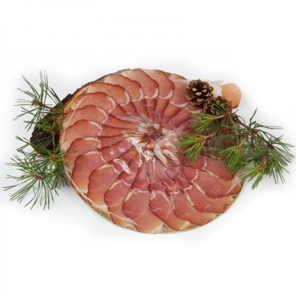Black Forest ham plate large, about 250gr