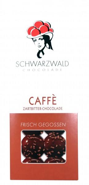 Schwarzwälder Caffè Zartbitter-Chocolade