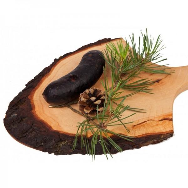 Schwarzwälder Schwarzwürstle am Stück, ca.100 gr.