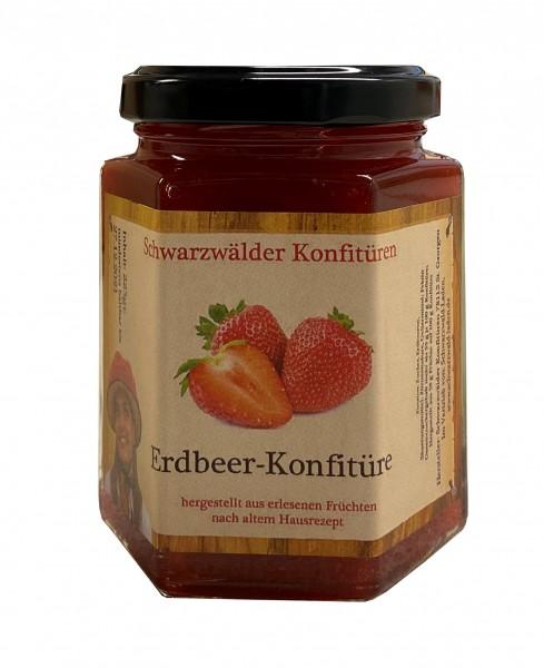 Erdbeer-Konfitüre, 225gr.
