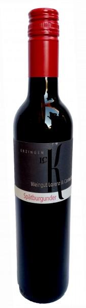 Sasbacher red heap Pinot Noir dry, 2016