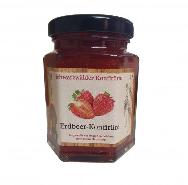 Erdbeer-Konfitüre, 140gr.