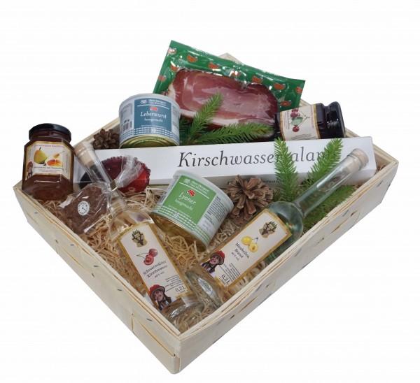 """Gift basket """"Schwarzwald Leckereien"""""""