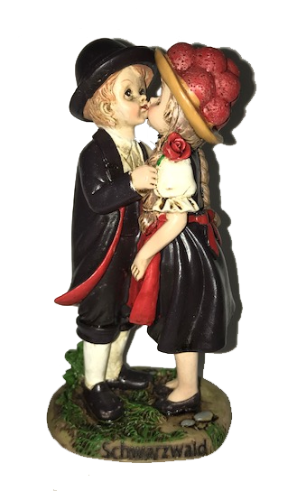 Black Forest couple