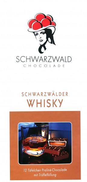 Schwarzwälder Whisky Chocolade