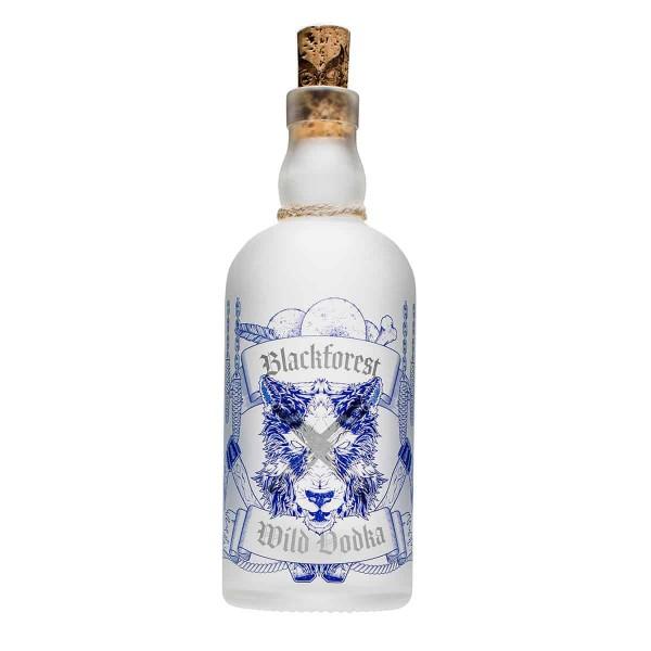 Blackforest Wild Wodka 40%vol, 0,5l