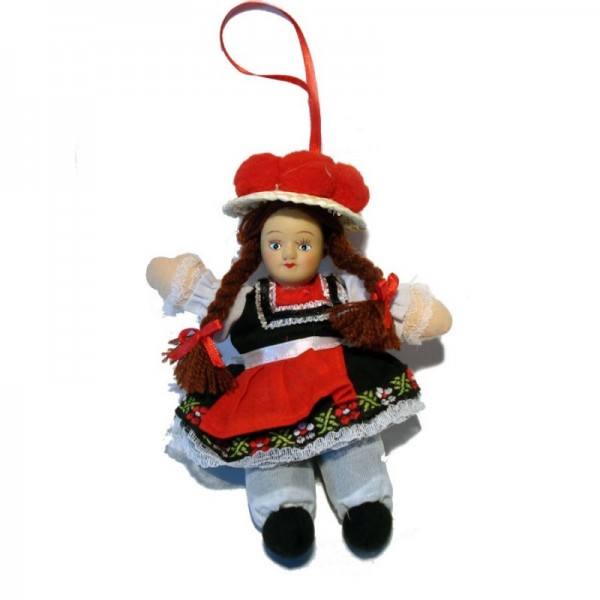 Black Forest doll to attach