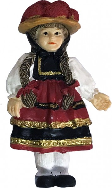 Magnet Black Forest Woman