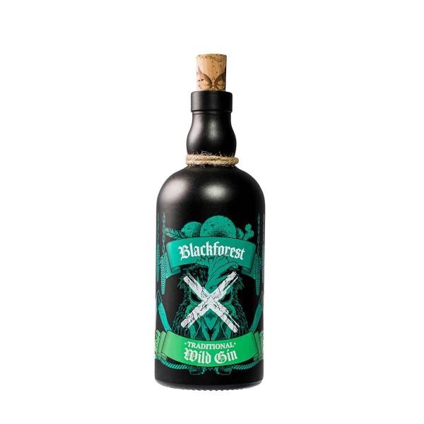 Blackforest Wild Gin 42%vol, 0,5l