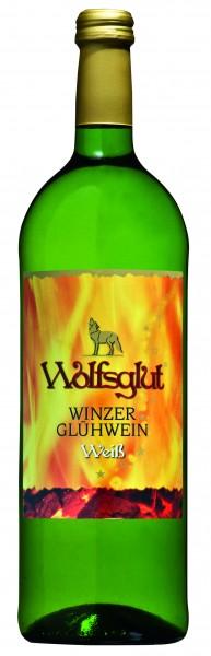 Winzerglühwein aus Weißwein