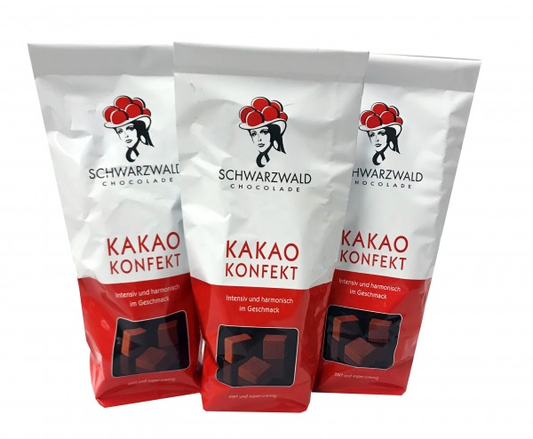 Schwarzwälder Kakao Konfekt