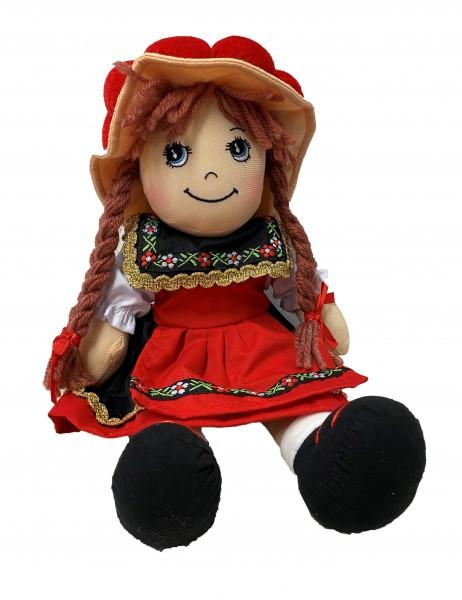 Gutacher Frau, Kuschelpuppe